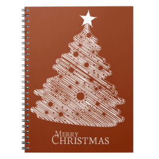 merry christmas and happy newyear notebooks