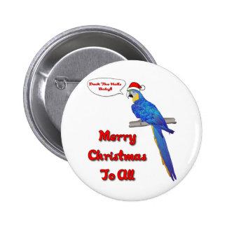 Merry Christmas Baby Pin