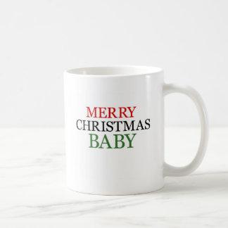 Merry Christmas Baby Mugs
