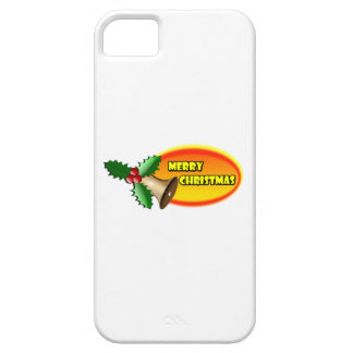 Merry Christmas Bell iPhone 5 Cases
