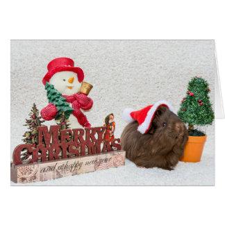 Merry Christmas Buddy Card