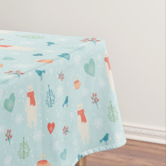 Merry Christmas bundle pattern Tablecloth