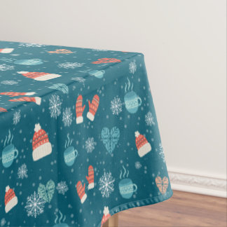 Merry Christmas bundles pattern - winter pattern Tablecloth