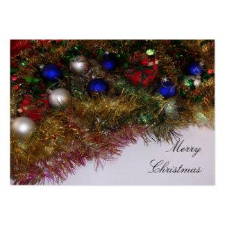 Merry Christmas Business Card