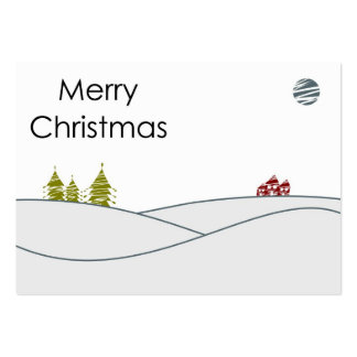 Merry Christmas Business Card