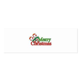 Merry Christmas Candy Cane Mug Watch Cap Bags Pins Business Card Templates