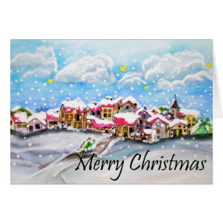 Merry  Christmas! Card