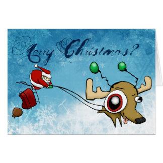 Merry Christmas? Card
