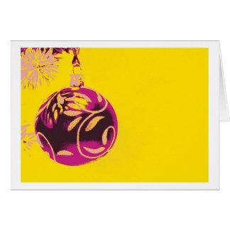 Merry Christmas Card Pop kind