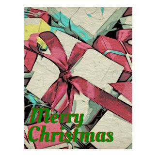 Merry Christmas Card! Postcard