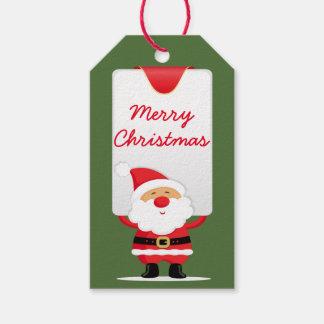 Merry Christmas Cartoon Santa