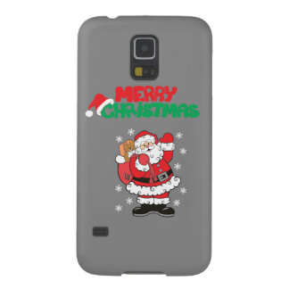 Merry Christmas Case For Galaxy S5
