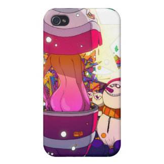 Merry Christmas Case For iPhone 4