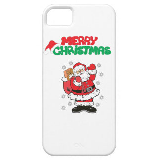 Merry Christmas Case For The iPhone 5