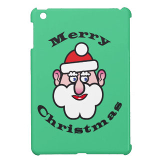 Merry Christmas, Christmas Santa Claus iPad Mini Case