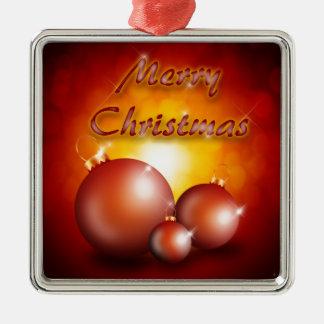 merry christmas christmas tree ornament