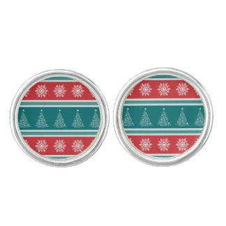 Merry Christmas Cuff Links
