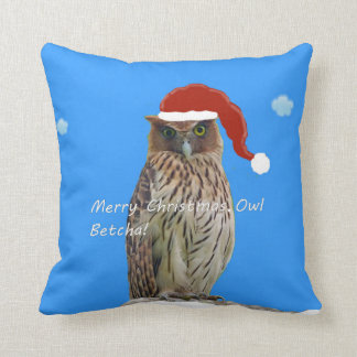 Merry Christmas. Cushion