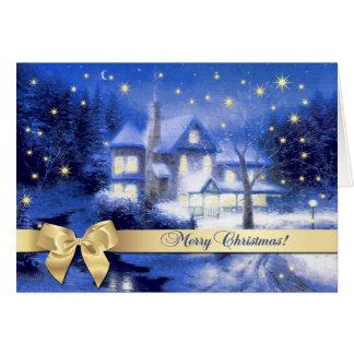 Merry Christmas Customizable Christmas Card