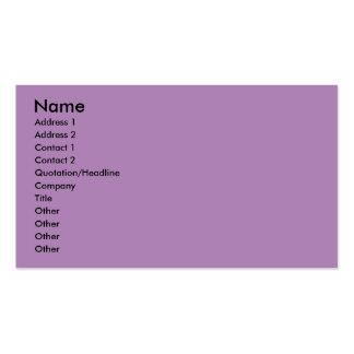 Merry Christmas Cut Out Pink Purple Snowflakes Business Card Templates