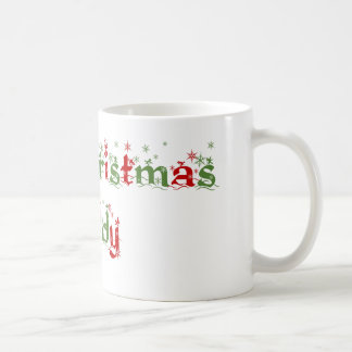 Merry Christmas Daddy Mug