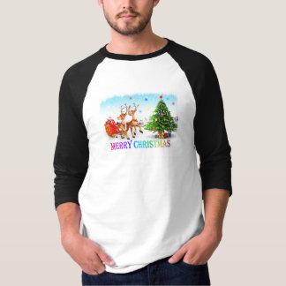 Merry Christmas Deer T-Shirt