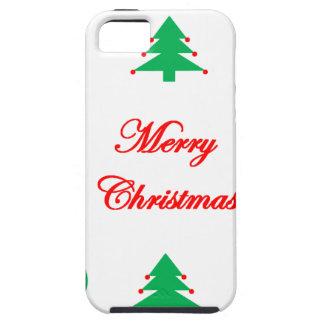 Merry Christmas Design iPhone 5 Case