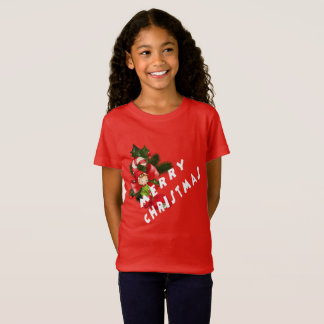 Merry Christmas Elf T-Shirt
