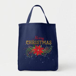 Merry Christmas English Blue Marine