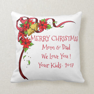 Merry Christmas_Family-TEMPLATE_Gift_Pillow_Lg Cushion
