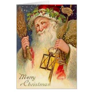 Merry Christmas, Father Christmas Card