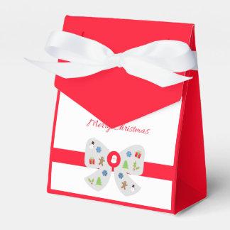 Merry Christmas Favour Box