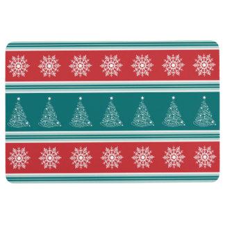 Merry Christmas Floor Mat