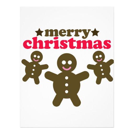 Merry Christmas Custom Flyer