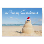 Merry Christmas from Australia Greeting Cards