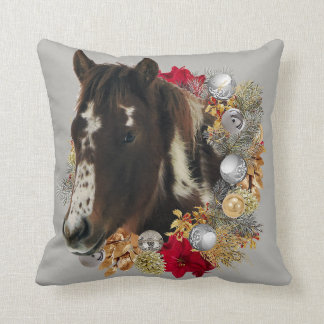 Merry Christmas From Brayley Cushion