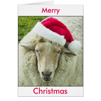 Merry Christmas from Elvis Card