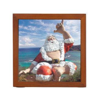 Merry Christmas from Hawaii Desk Organiser
