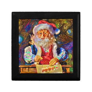 Merry Christmas from Santa Gift Box