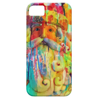 Merry Christmas from Santa iPhone 5 Covers