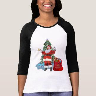 Merry Christmas from Santa T-Shirt