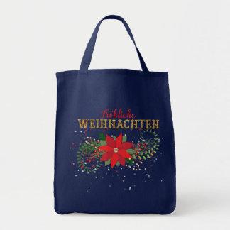 Merry Christmas German Blue Marine
