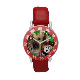 Merry Christmas German Shepherd  Watch