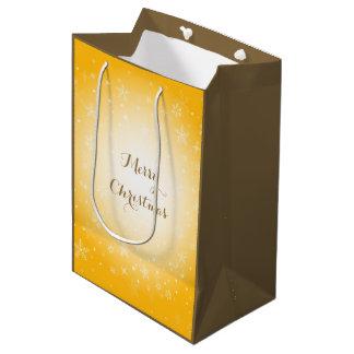 Merry Christmas Gift Bag Medium Gift Bag