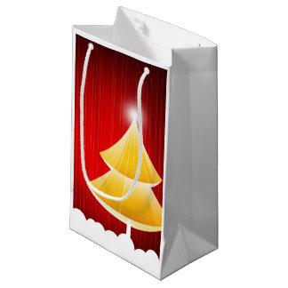 Merry Christmas Gift Bag Small Gift Bag