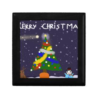 Merry Christmas Gift Box