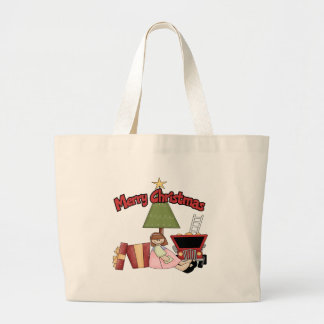 Merry Christmas Gifts Tote Bag