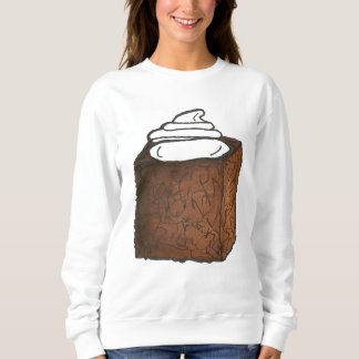 Merry Christmas Gingerbread Cake Xmas Sweatshirt