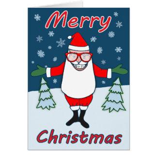 Merry Christmas! Gnome Card