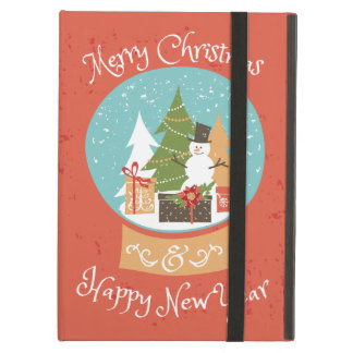 Merry Christmas Happy New Year Case For iPad Air